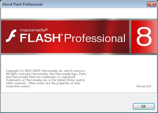 Скриншоты macromedia flash player